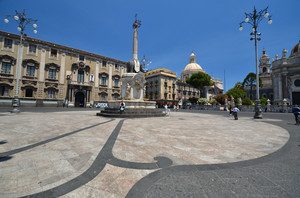 Catania – Piazza Duomo