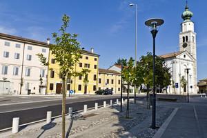 Piazza Candussi
