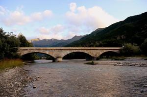 Ponte di Borgone di Susa