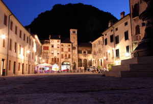 Piazza Serravalle Vittorio Veneto