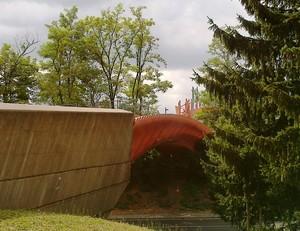 Il ponte arancione
