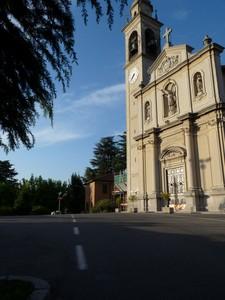 Piazza di Bregnano