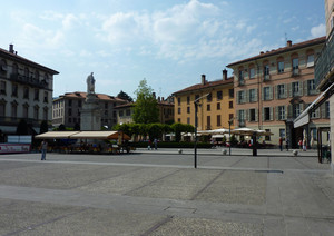 Piazza Alessandro Volta