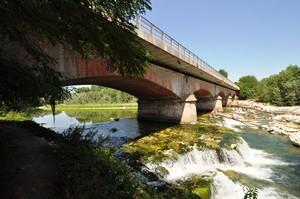 ponte fiume oglio