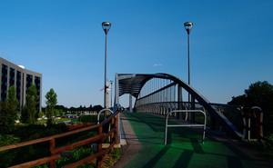 Tavagnacco – Ponte ciclabile