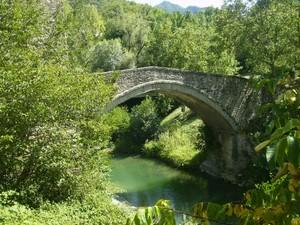 Ponte di Ridracoli