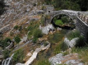 Ponte Romano sull'Auso