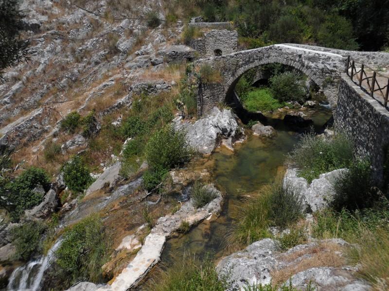 ''Ponte Romano sull'Auso'' - Ottati