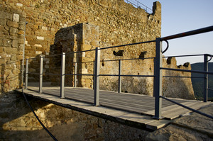 Il ponte della Fortezza Pisana