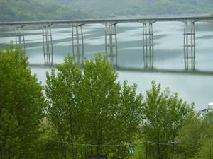Ponte sul Lago del Salto