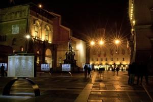 Notturno di Piazza Maggiore