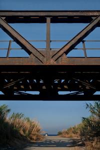 Il ponte in ferro