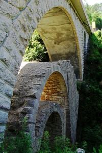 i tre ponti di Cavedago