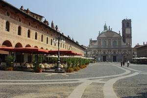La piazza di Ludovico il Moro