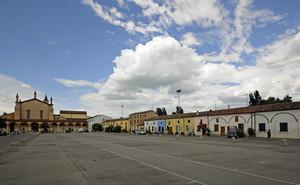 Piazza Santuario