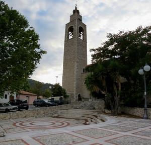 Geometrie sotto il campanile
