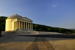spiazzo del tempio Canoviano