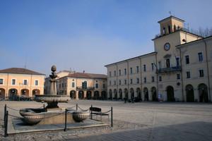 Fontana in Piazza Garibaldi