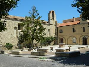 A lato della Chiesa di S.Antonio