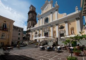 A Santa Trofimena