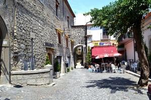 Dedicata a kicka  ( Cat. A ) – Largo Palazzo – Sant'Agapito ( Isernia ).