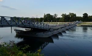 il ponte di chiatte