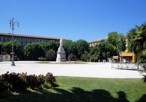 Piazza Cavour…again