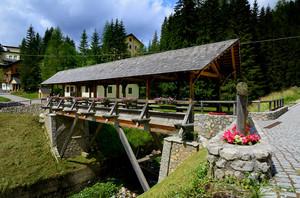 Ponte sul rio Mülbach