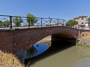 Il ponte e Garibaldi