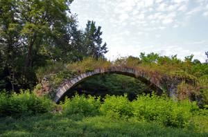 Resti del Ponte Romanico