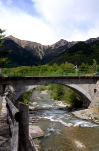 Ponte di Via Roma a Sondalo