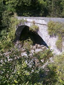 un ponte per le terme