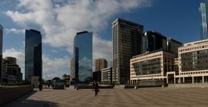 Centro Direzionale: piazza Ugo la Malfa
