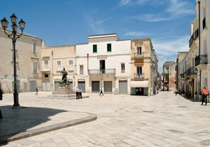 Piazza Duomo, lato B