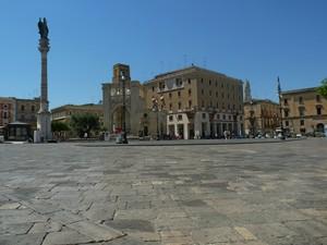 Saluti da Lecce!