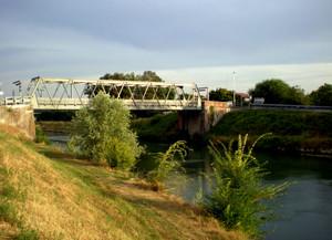 Ponte sul fiume Sile