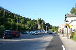 Pian dei Resinelli, Piazzale Daniele Chiappa