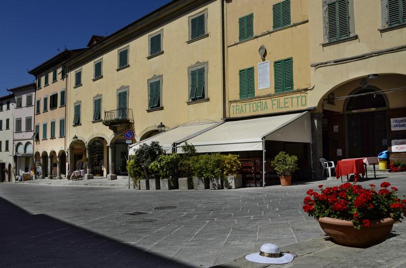 ''Piazza Bernardo Tanucci'' - Stia