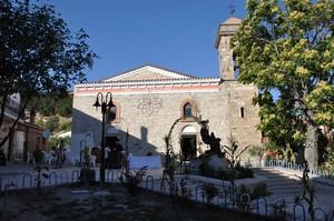 Piazza della SS. Annunziata con l'omonima chiesa