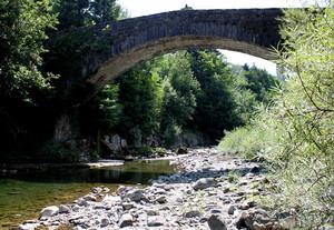 """Ponte ottocentesco di """"montagna"""""""