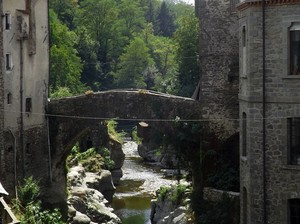 Dal castello al borgo….