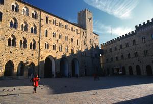 Piazza dei Priori – Volterra (PI)