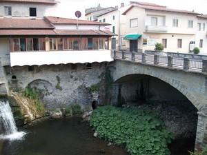 Ristorante con vista sul ponte…