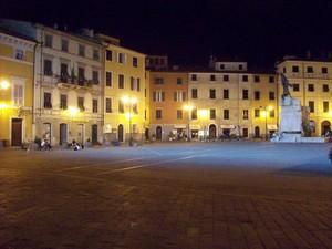 Piazza Matteotti- SARZANA
