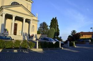 piazza della chiesa-