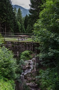 merenda sul ponte