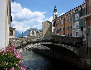 all'improvviso un ponte … veneziano