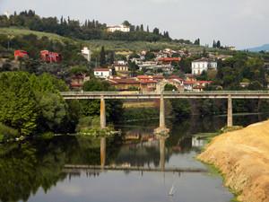 Passerella sull'Arno