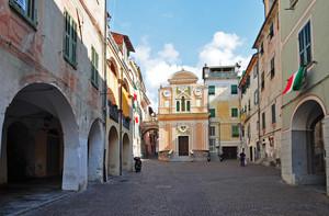 La Piazza del centro