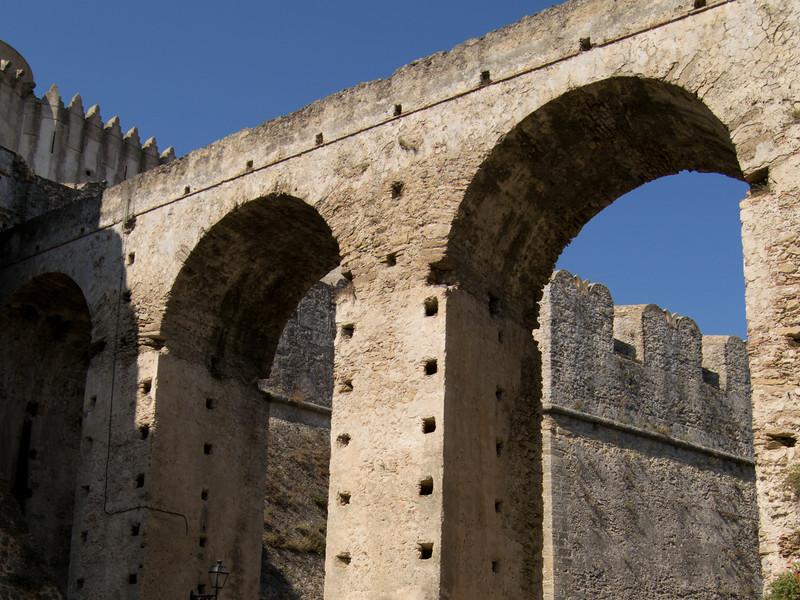 ''Il ponte del castello'' - Santa Severina
